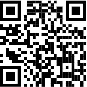 Application accessible through QR Code.